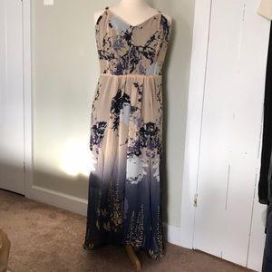 City Chic long Summer dress